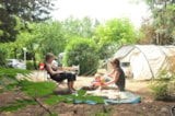 Pitch - Close to Nature Pitch - Camping Sites et Paysages LE MAS DU PADRE