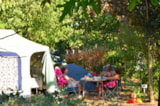 Pitch - Premium Pitch - Camping Sites et Paysages LE MAS DU PADRE