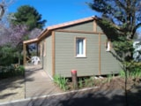 Rental - 35 m² COTTAGE suitable for disabled guests - Camping Sites et Paysages LE MAS DU PADRE