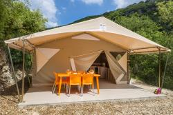 Furnished Cevenole Luxe Tent