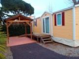 Rental - Mobile home EASY 2 bedrooms Air conditioning - Camping & Spa CAP SOLEIL