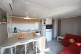Rental - Mobil home SAVANA+ 3 bedrooms Air conditioning - Camping & Spa CAP SOLEIL
