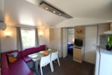 Rental - Mobile home AFRICA+ 3 bedrooms Air conditioning - Camping & Spa CAP SOLEIL