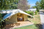 Mietunterkünfte - Equipped tent 5 persons 2 rooms (SIMPLY) - Camping - Caravaning Les Peupliers