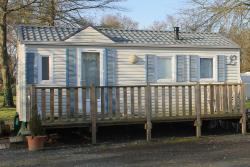 Mobile home Océane-Oakley 27m² + wooden terrace