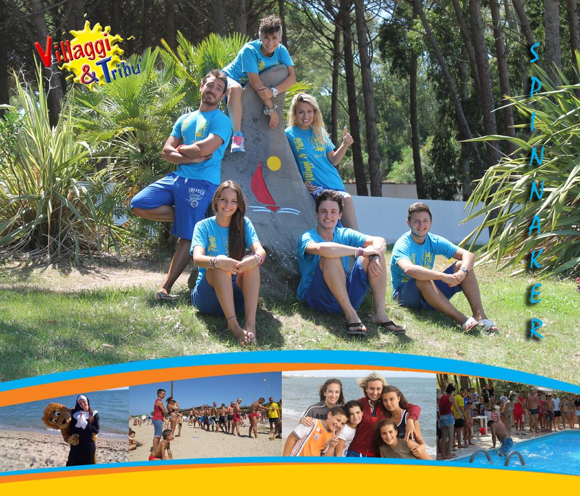 Animationen Camping Village Spinnaker - Oristano
