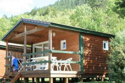 Huuraccommodaties - Chalet Alouette - Camping La Cascade