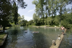 Bathing Camping Les Tailladis - Marcillac Saint Quentin