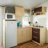 Rental - Mobile home CONFORT 32m² (3 bedrooms) sheltered terrace - Flower Camping Le Pont du Tarn