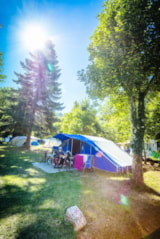 Pitch - Package Ready to Camp - Flower Camping Le Pont du Tarn