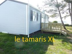 Mobile-Home 3 Bedrooms Super Titania / Tamarys Xl Terrace Seaview