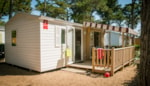 Rental - Mobile-home 2 bedrooms CORDOVA GRAND CONFORT+ 30 m² - Flower Camping Les Cyprès