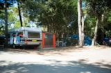 Pitch - Package motorhome (1 Night) - Camping Les Cyprès