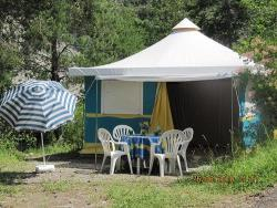 Furnished tent Bengali