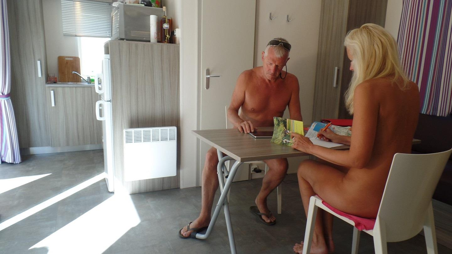Location - Cottage Luxe Provence - Camping Club Origan Domaine Naturiste