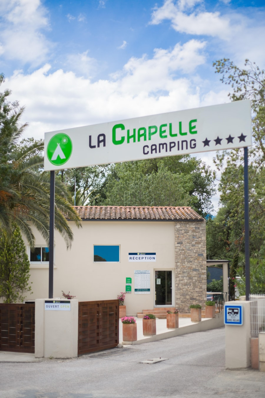 Camping La Chapelle Languedoc Roussillon France Club Campings