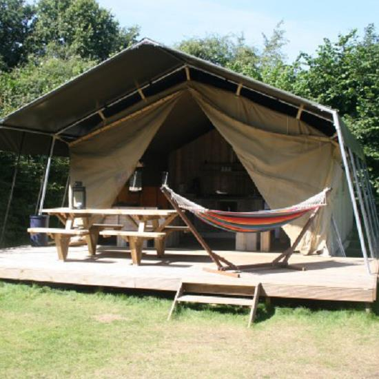 Accommodation - Lodge - Camping 't Strandheem