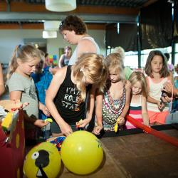 Animations Camping 'T Strandheem - Opende