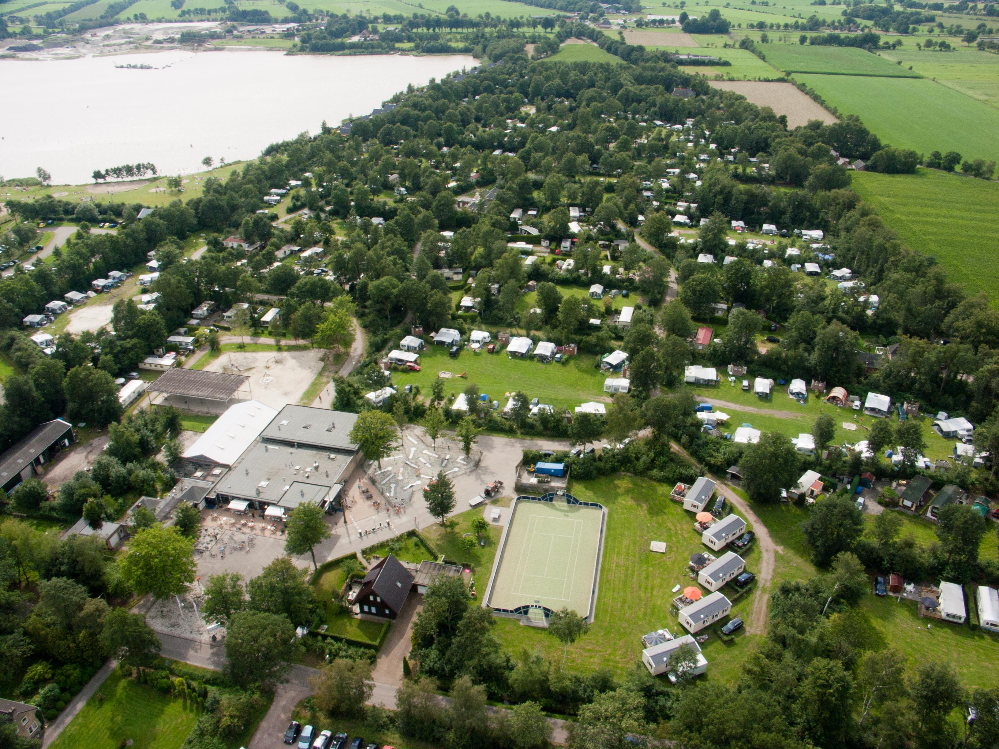 Establishment Camping 'T Strandheem - Opende