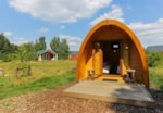 Alloggi - The Pod - Camping De Wije Werelt