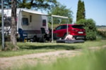 Pitch - Camping plot 100 m² incl. 2 pers. and car - Camping Hohenbusch