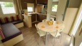 Rental - Mobile Home Flores 2 - Camping Spa d'Or
