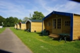 Rental - Hiker cabine - Camping Spa d'Or