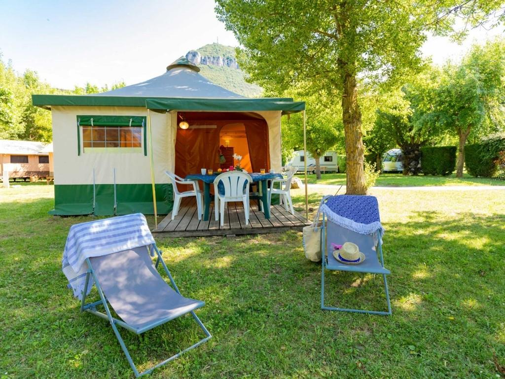 Accommodation - Furnished Tent 2 Bedrooms ** - YELLOH! VILLAGE - Camping Les Rivages