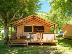 Tent Lodge 2 Bedrooms **