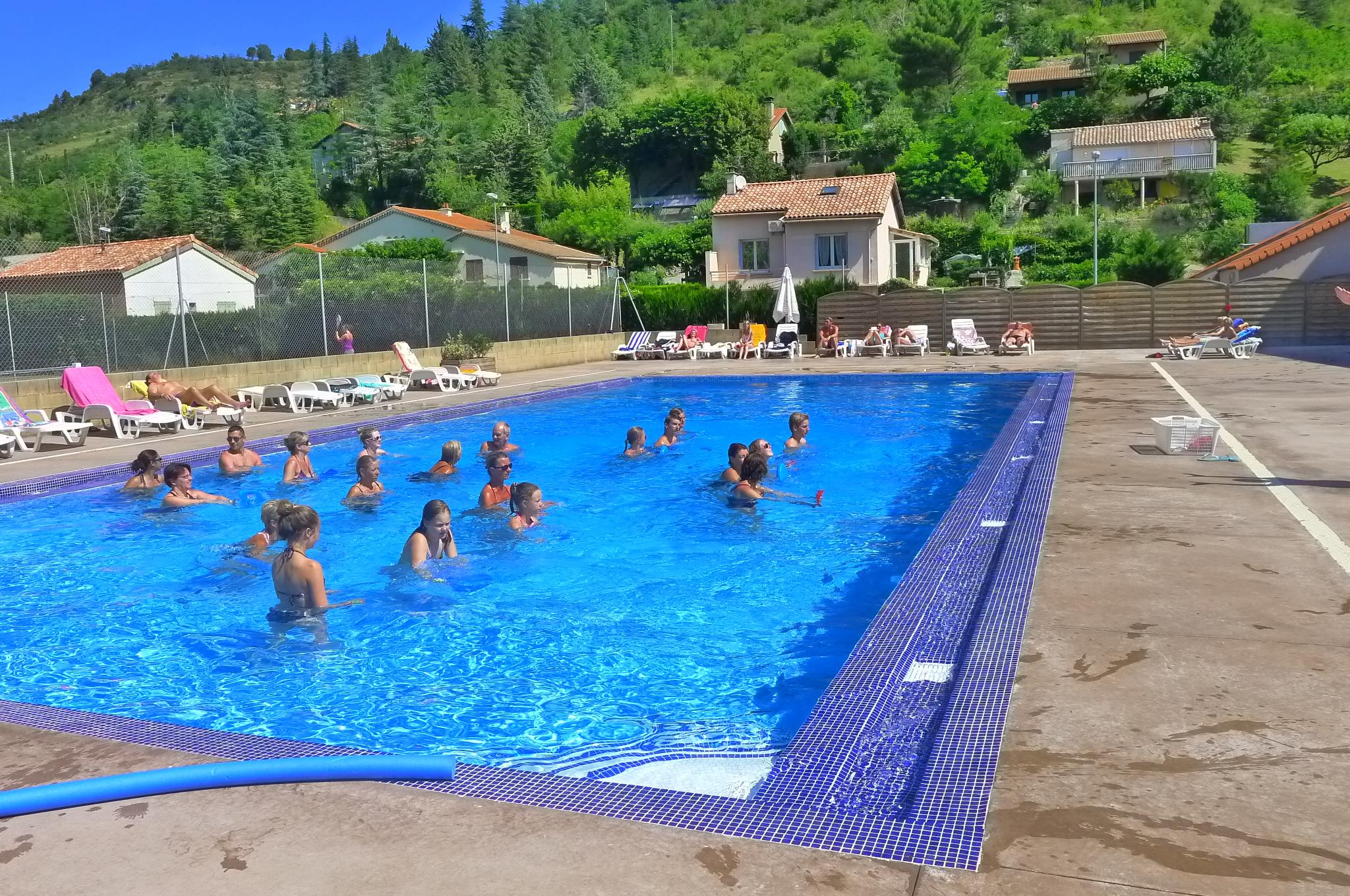 Bathing Yelloh! Village - Camping Les Rivages - Millau