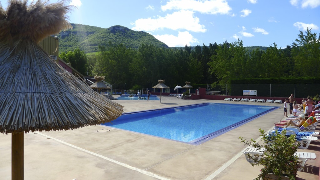 Camping Les Rivages - Millau
