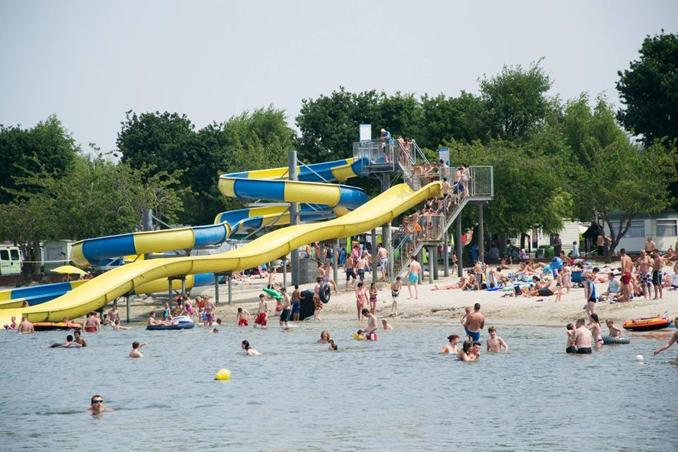 Etablissement Recreatiepark Klein Strand - Jabbeke