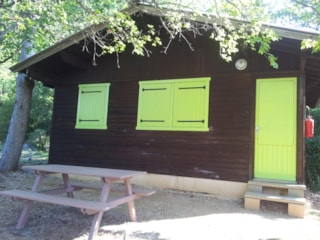 Chalet 28m² ECO Le Murier - 2 bedrooms