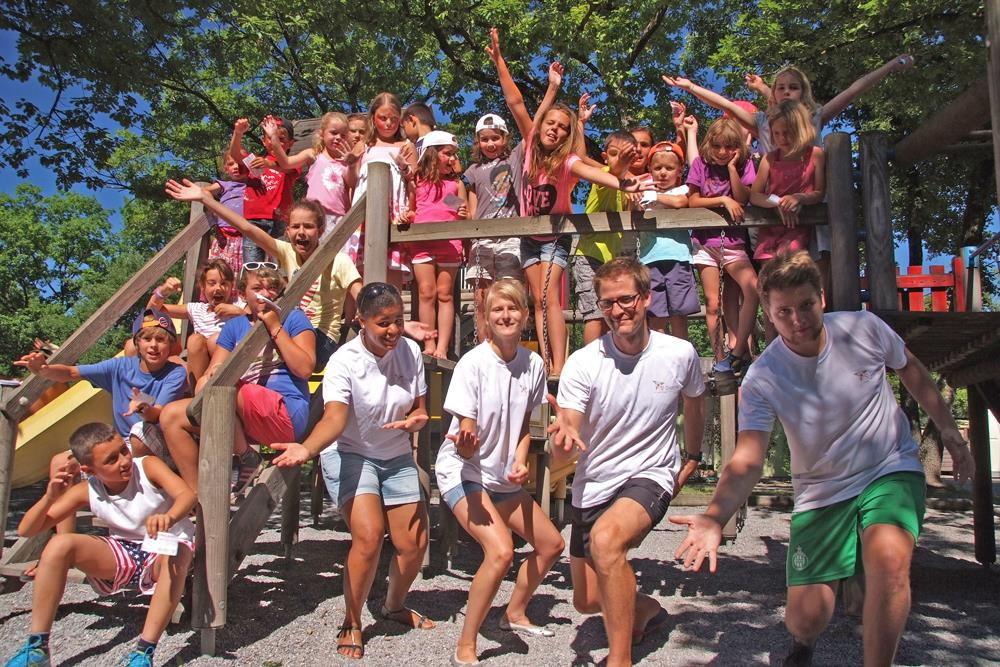 Entertainment organised Camping Saint Disdille - Thonon Les Bains