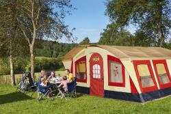 Kabouter Plop Familytent