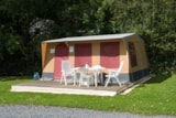 Rental - Confort Tent (Without Toilet Blocks) - Camping La Colline