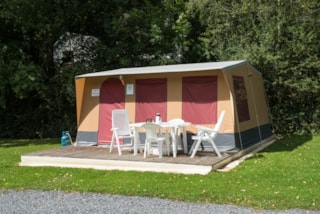 Confort Tent (without toilet blocks)