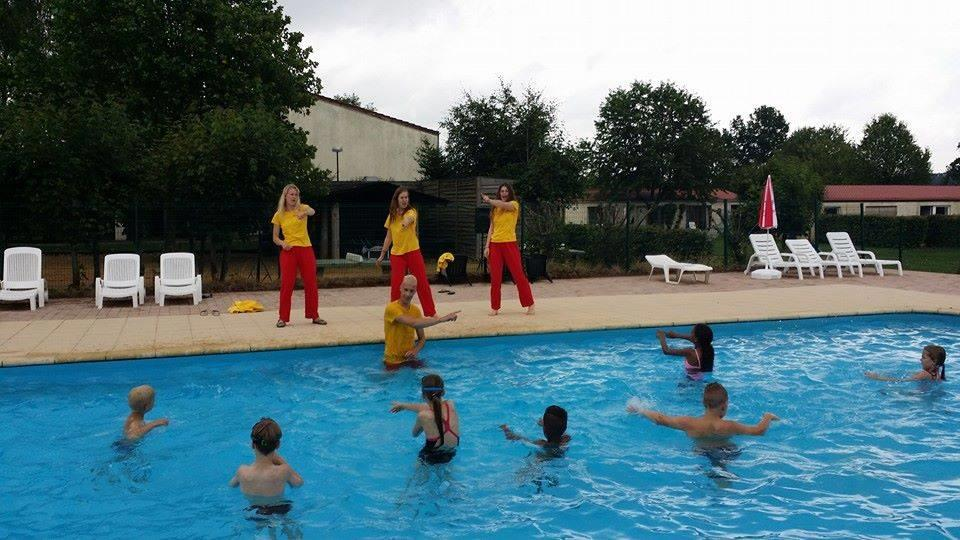 Animations Camping Floreal Colline de Rabais - Virton
