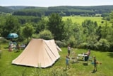 Pitch - Pitch Comfort - Camping Ardennen - Petite Suisse