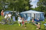 Pitch - Pitch Comfort Plus - Camping Ardennen - Petite Suisse