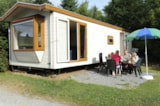 Rental - Mobile Home Luxe Chalet - Camping Ardennen - Petite Suisse