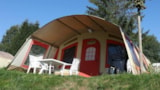 Rental - Kabouter Plop Tent - Camping Ardennen - Petite Suisse