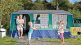 Rental - Bungalowtent - Camping Ardennen - Petite Suisse