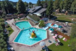 Establishment Camping Ardennen - Petite Suisse - Dochamps
