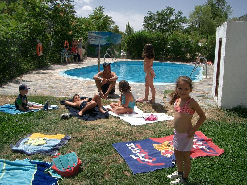 Entertainment organised Camping Trevélez - Trevélez