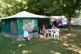 Bungalow Tent - Without Sanitary Equipment
