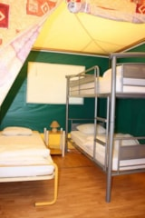 Rental - Bungalow tent - without sanitary equipment - Camping l'Eau Vive