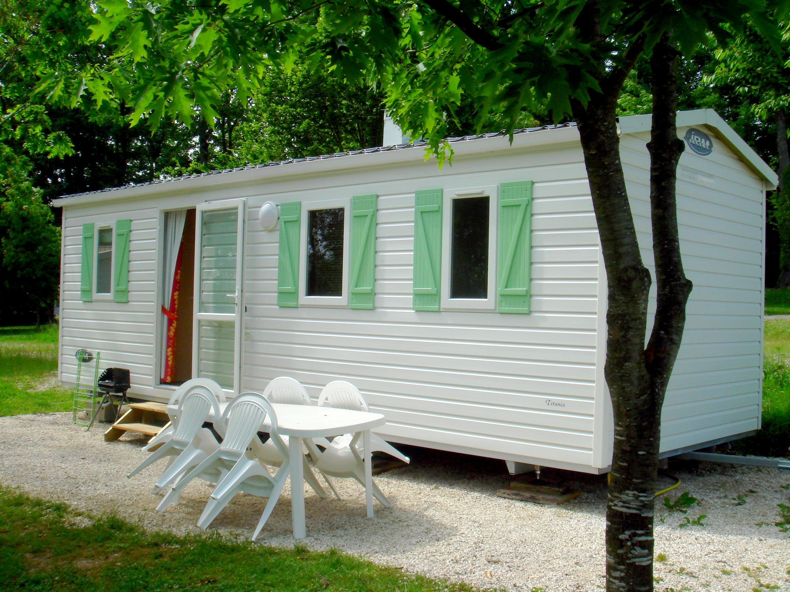 Mobil home Confort 24 m²