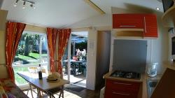 Mobil home LOGGIA 30m² / 2 bedrooms - sheltered terrace