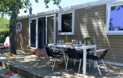 Cottage 6Pl *** 3 Bedrooms - 31 M² - Terrace - Air-Conditioning